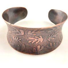 Copper Cuff, Anticla