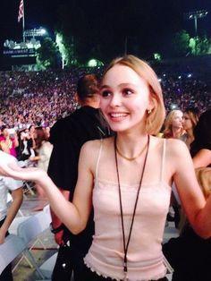 ~Lily Rose Melody Depp~ の画像|ホワイティーのきまぐれ