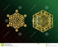 Arabic Ornaments Royalty Free Stock Photos - Image: 6249138