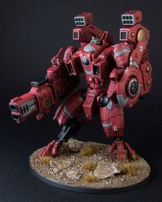 Farsight Enclaves' Riptide