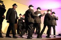 """Introducing """"The Blues Brothers"""""""