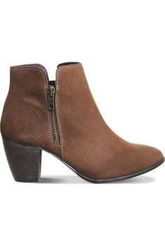 OFFICE - Justine suede ankle boots | Selfridges.com