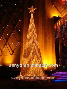 Árbol encendido al aire libre de Navidad, decoraciones de Navidad, la Navidad llevada decoración del árbol de fotos, información sobre el iluminado árbol de Navidad al aire libre, decoraciones de Navidad, Árbol de Navidad Led Decoración Cuadro en Alibaba.com.