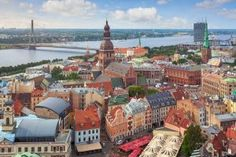 The 10 best Baltic ports Travel Through Europe, Europe Travel Guide, Medieval Tower, Unique Architecture, Shore Excursions, Baltic Sea, Capital City, Old Town, San Francisco Skyline