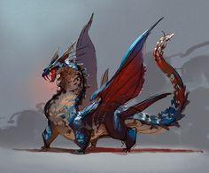 ovopack:  Snake dragon