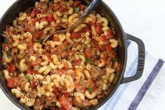 These easy ground beef casserole recipes are dinner winners, and most are easy on the budget as well. Your family will love these satisfying one-dish meals. Easy Ground Beef Casseroles, Ground Beef Dishes, Ground Beef Recipes Easy, Ground Meat, Fusilli Pasta Recipe, Spicy Pasta, Penne Pasta, Pasta Salad, Beef Casserole Recipes