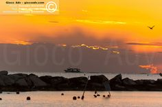 Simply Photo - BEST PLACES TO VISIT IN ITALY - ROMAGNA - CATTOLICA - Spiaggia Nord - Alba