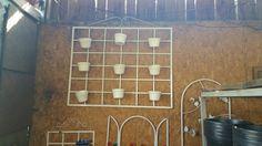 Para área externa colocar vasinhos