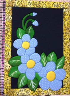 46 trendy applique quilting patterns patchwork The Effective Pictures We Offer You About applique flowers A quality picture can tell you many things. Easy Quilt Patterns, Patchwork Patterns, Patchwork Quilting, Flower Applique Patterns, Doll Patterns, Easy Hand Quilting, Free Motion Quilting, Quilting Projects, Quilting Designs