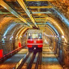 Tünel Karaköy İstanbul audiosoup | Instagram