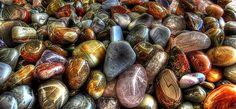 Tumbled rocks rock tumbling guide