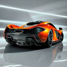 McLaren P1. The successor to the mighty F1!