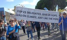Climate activists in Oakland, California, march to send a message to world leaders preparing for the summit in PAris. Don't Let, Let It Be, Paris Attack, World Leaders, Us Presidents, Barack Obama, First World, Climate Change, Oakland California
