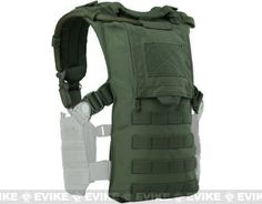 Condor Hydro Harness Hydration Carrier - OD Green Definitely thinking about getting this for my chest rig.