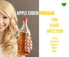 How to use Apple Cider Vinegar for Yeast Infection / Candida