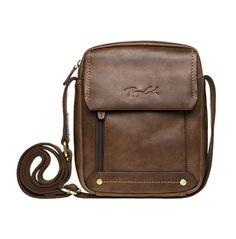 Morrales de cuero para hombre MORRAL AP-16 BR11-1255A3530 | Renzo Costa Mens Satchel, Types Of Handbags, Insulated Lunch Bags, Messenger Bag Men, Leather Bags Handmade, Cute Purses, Brown Bags, Leather Wallet, Crossbody Bag
