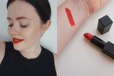lbbsteph: NEW IN NARS: AUDACIOUS LIPSTICK // ANNABELLA