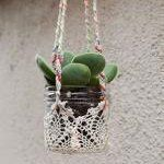 Make It This Weekend: 5 Inexpensive, Easy DIY Hanging Planter Projects | Apartment Therapy
