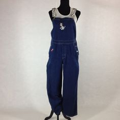 Buy Vintage 1990's Dalmatian Disney overalls with suspenders by eleanorfayesfashion. Explore more products on http://eleanorfayesfashion.etsy.com