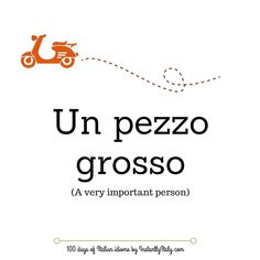 Day 15 of 100 Days of Italian Idioms by instantlyitaly.com