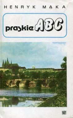 """""""Paryskie ABC"""" Henryk Mąka Cover by Jerzy Malarski"""