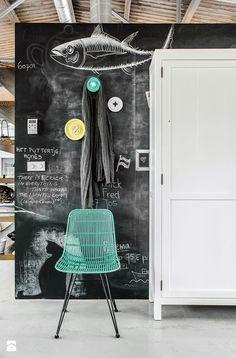 Meble i dodatki do wnętrz od holenderskiej marki HK Living - zdjęcie od scandiliving.pl - Hol / Przedpokój - Styl Industrialny - scandiliving.pl