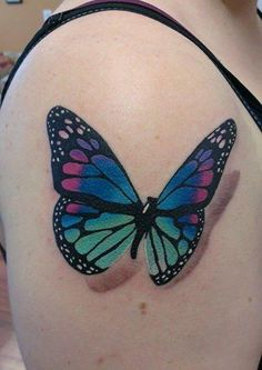 50  Examples of Colorful Tattoos | Showcase of Art