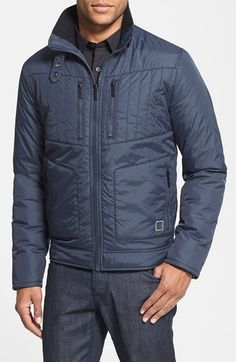 Kenneth Cole Reaction Waterproof Packable Quilted Bomber Jacket (Online  Only) available at #Nordstrom