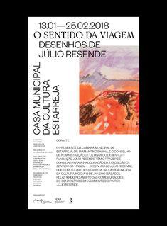 """luisa silva gomes — Graphic materials of the exhibition """"O Sentido da..."""