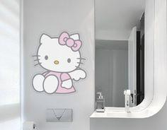 """Sticker de vinilo Infantil """"Hello Kitty Colection 1"""""""