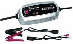 CTEK MXS 5.0 Autobatterie-Ladegerät mit automatischem Temperaturausgleich, 12 V: Amazon.de: Auto
