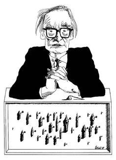 Tullio Pericoli - Raymond Queneau