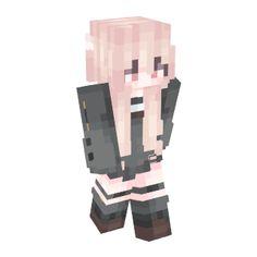 Minecraft Skins Female, Minecraft Skins Cute, Minecraft Skins Aesthetic, Capas Minecraft, Mc Skins, Mochi, Fashion, Minecraft Girl Skins, Minecraft Anime
