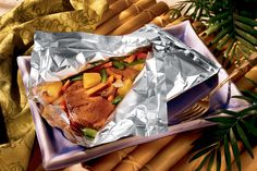 Aloha Tuna Steaks - Make some simple Meal Magic with this delicious recipe from Reynolds Kitchens.