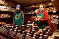 Lebkuchen - Austrian Christmas Cake