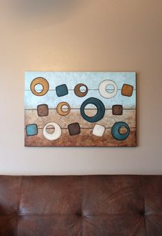 102 Best Circles Squares More Images Art Abstract