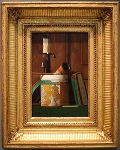 File:John Peto - Candlestick, Pipe, and Tobacco Box.jpg