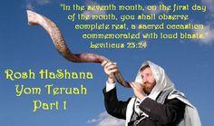 Rosh HaShana, Yom Teruah -