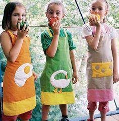 I love to cook and garden. My children will help me to do both.