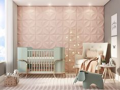 Baby room inspirations | Find more awesome nursery's decorations and furniture for kid's bedrooms at CIRCU.NET . . . . . #circumagicalfurniture #kidsfurniture #crib #babyroom #babyroomdecor #babyroomideas #babyroomdesign #nursery #nurserydecor #nurseryinspo Baby Room Design, Nursery Design, Baby Room Decor, Nursery Decor, Inside Celebrity Homes, Celebrity Houses, Celebrity Style, Kids Furniture, Luxury Furniture