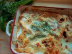 PROUD ITALIAN COOK: Butternut Squash Lasagna, Revisited