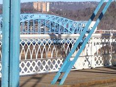 Pedestrian bridge - Chattanooga