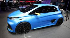 Renault Unveils Ultra-Fast 455HP ZOE e-Sport Concepts Electric Vehicles Geneva Motor Show New Cars Renault Renault Concepts Renault Videos Renault Zoe Video