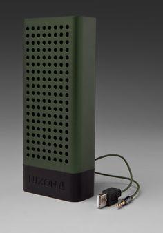 Nixon - The TPS Mobile Speaker System 1c755e8a32455