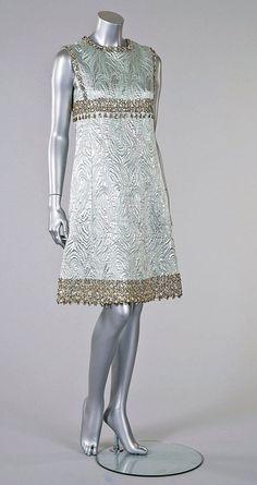 Vestido joya vintage