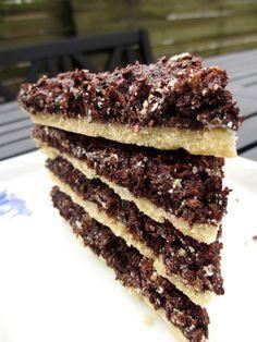 "Søgeresultater for ""Kokos snitter"" – foodinmybelle Danish Cake, Danish Food, Baking Recipes, Cake Recipes, Snack Recipes, Scandinavian Food, Recipes From Heaven, Cakes And More, Let Them Eat Cake"