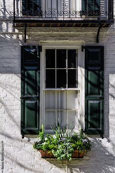 7 Classic Southern Paint Colors | Southern, Shutter doors and ...
