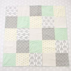 ***BACKORDERED EXPECTED ARRIVAL FEBRUARY 2016!  How Adorable are our new quilts? We are seriously obsessed! These are great because they can
