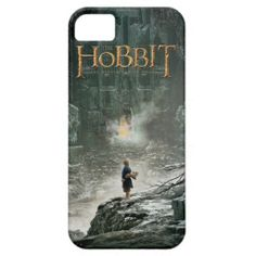 The Hobbit Bilbo iPhone 5/5S Case