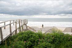 Town Line Road Sagaponack New York - eclectic - landscape - new york - Lear & Mahoney Landscape Associates Hampton Beach, Beach Theme Bathroom, New York, Tropical, Traditional Landscape, Coastal Style, Coastal Living, Beach Design, Eclectic Design